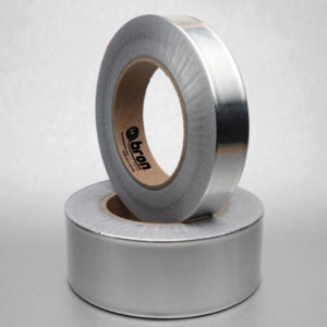 Multi-Purpose Aluminum Foil Tape - Linered