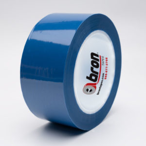 Blue Plating Tape  1 mil