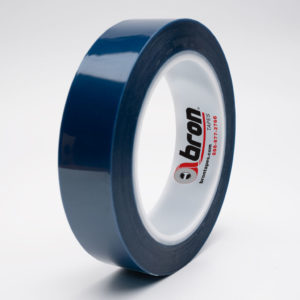 Blue Polyester Film Tape  1 mil