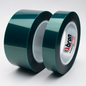 Green Polyester Film Tape  2 mil