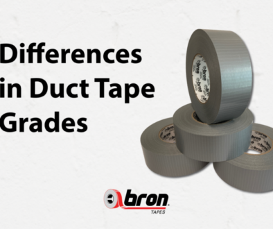 Differences in Duct Tape Grades