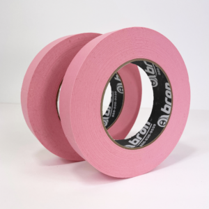 Specialty High Temperature Pink Masking Tape