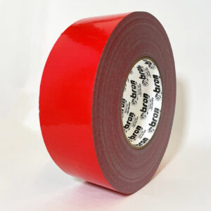 Multi-Purpose Red Duct Tape - 10 mil