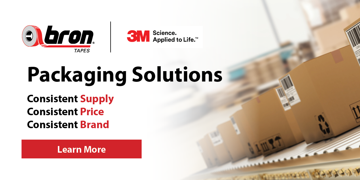 3M Matic Packaging Solutions from Bron Tapes