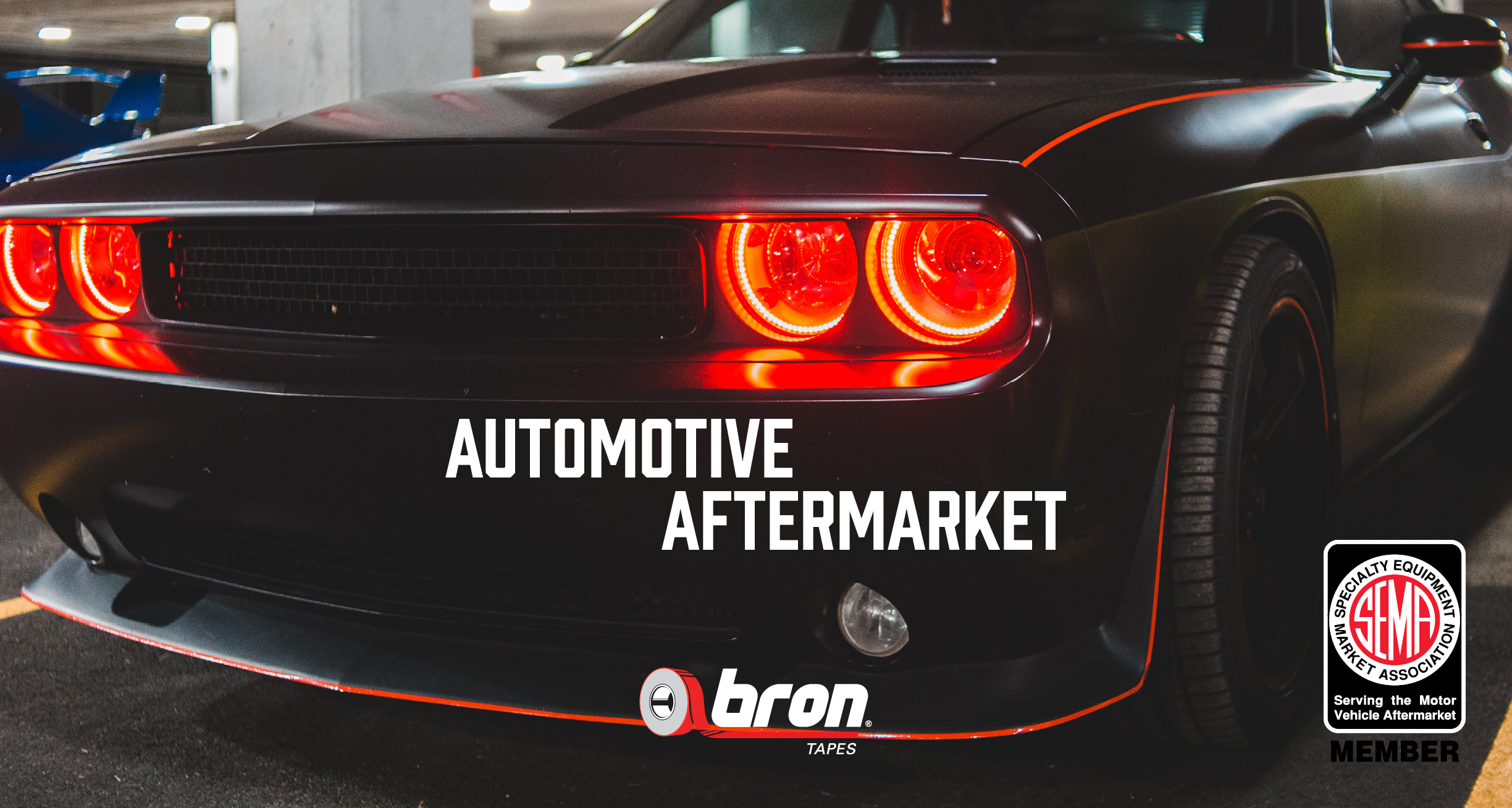 Bron Tapes Automotive Aftermarket Adhesives